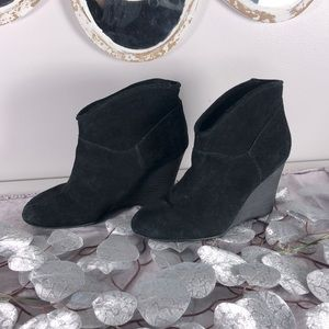 Also Suede Ankle Boots